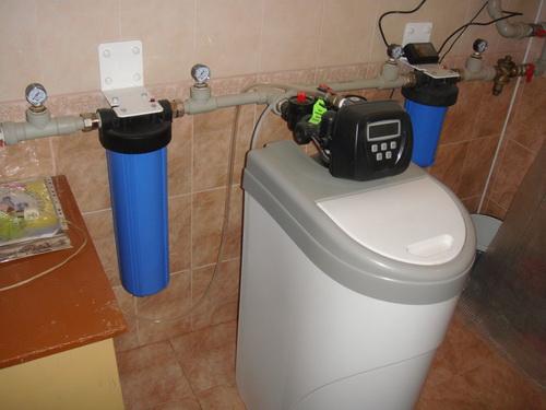 показатель жёсткости воды