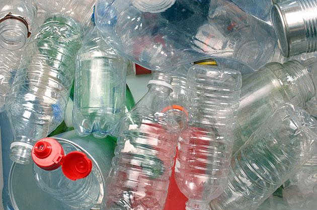 plastikovie butilki