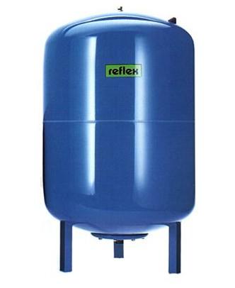 vertikal'nyj gidroakkumulyator reflex ob`emom 200 litrov