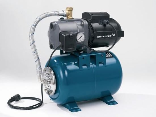 Насосы и насосные станции для повышения давления из водопровода