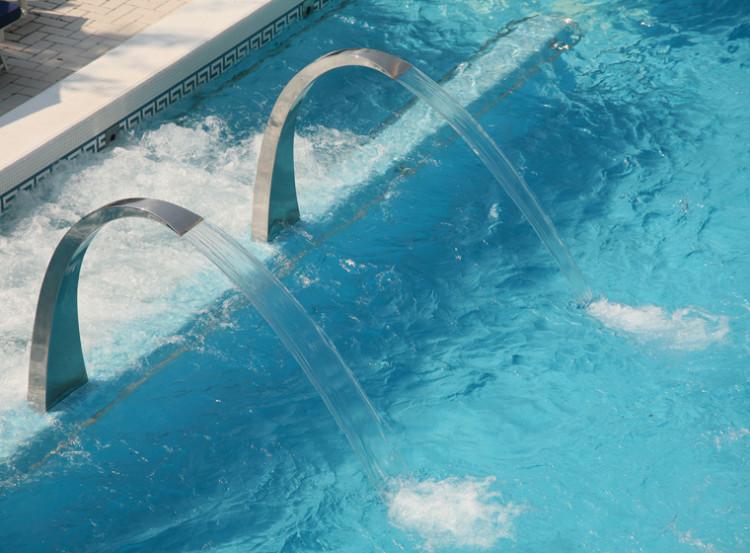 Как в бассейне сделать морскую воду для
