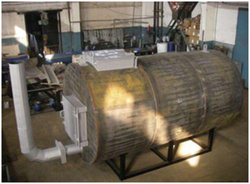 оборудование для производства активированного угля