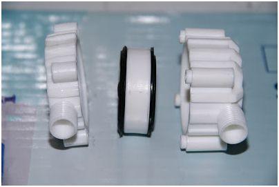 внутреннее устройство клапана отсечки