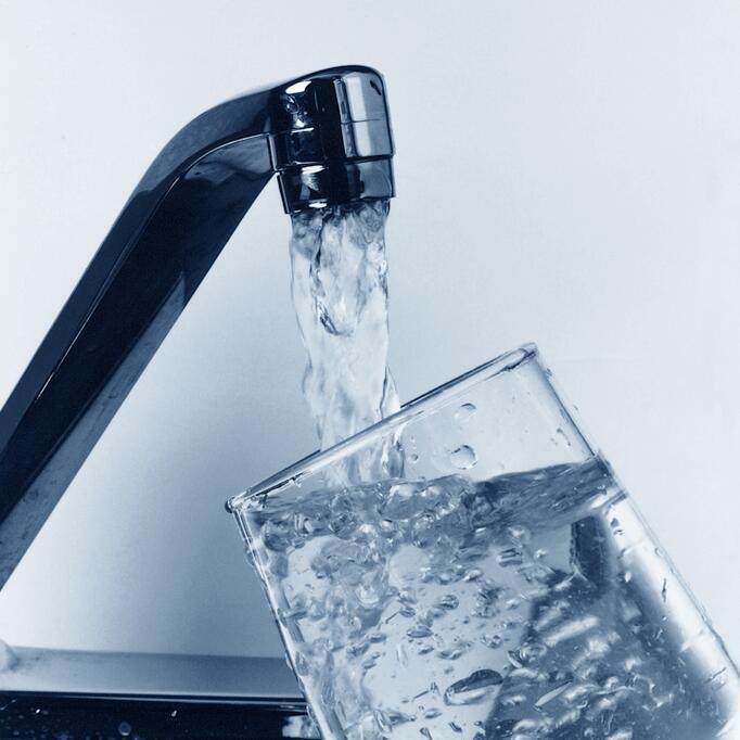 Анализ воды из скважины в СЭС (СанЭпидемСтанции)