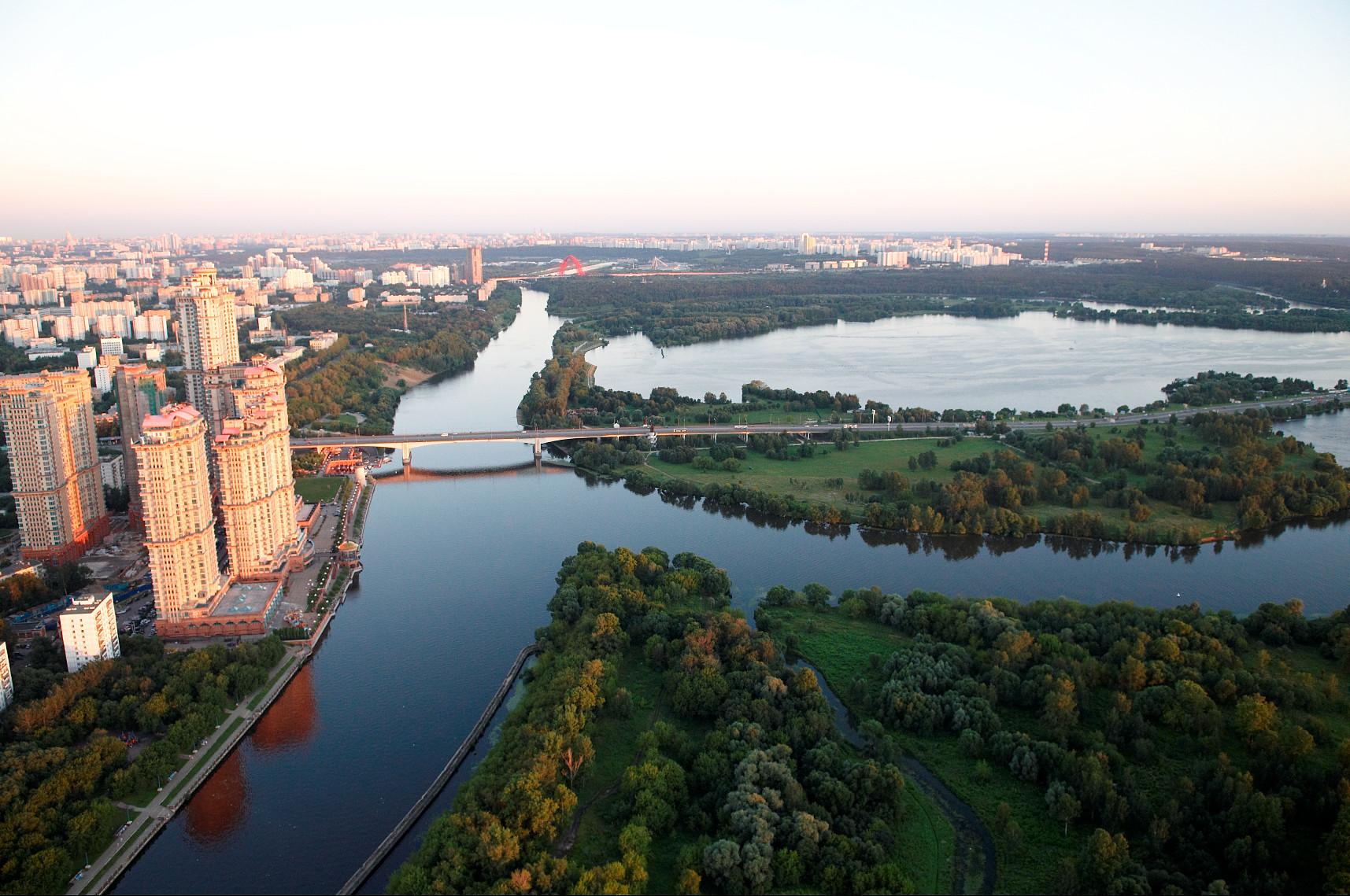Качество воды в Москве по районам, в Подмосковье, Московской области