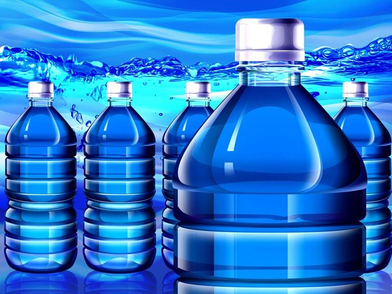 Анализ бутилированной воды