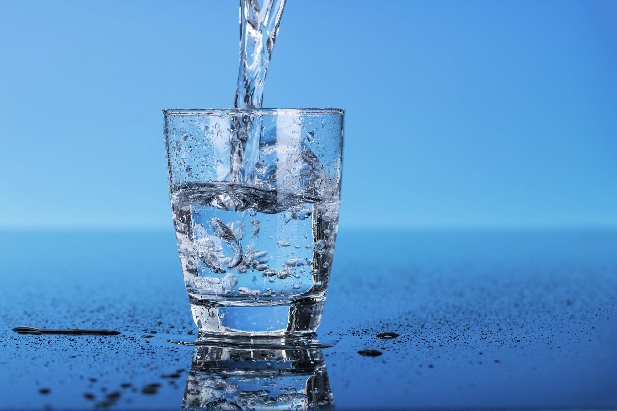 Чистая и мутная вода. Как очистить мутную воду?