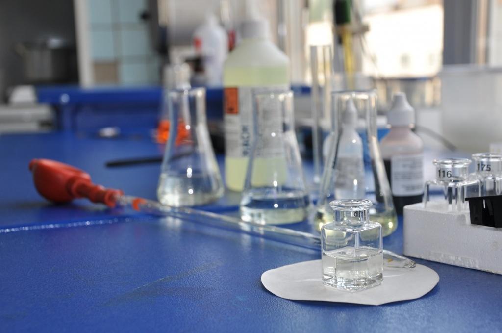 Анализ канализационной воды (сточных вод)