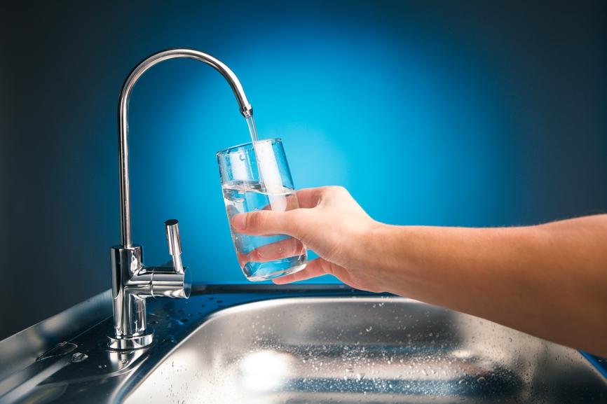 Проверка водопроводной воды. Анализ воды из крана