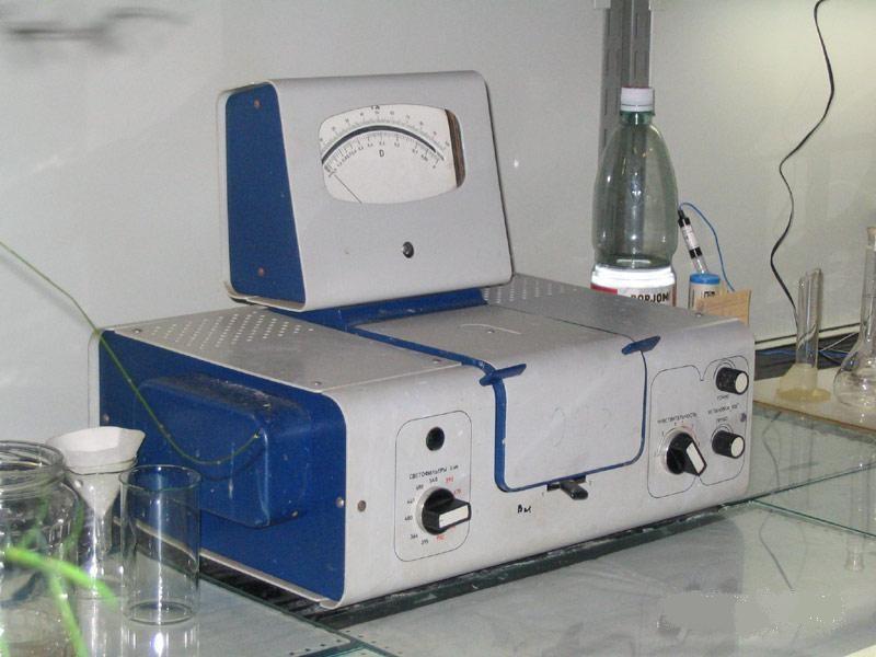 фотометр фотоэлектрический КФК 3