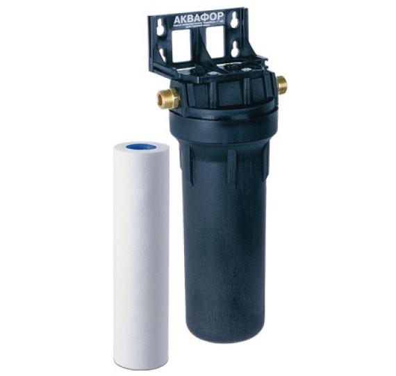 Водоснабжение частного дома из колодца - очистка колодца и выбор фильтров