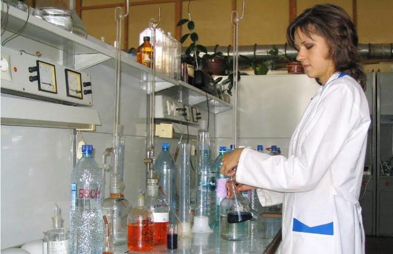 analiz vody