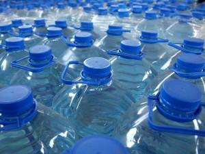 voda v butilkah