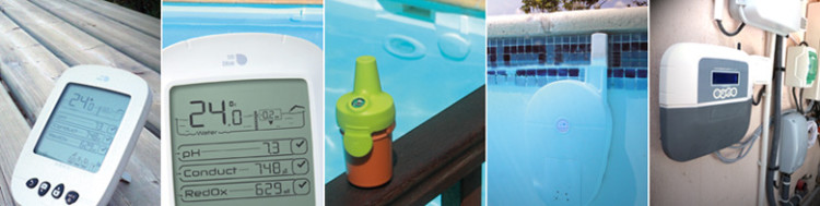 Анализ воды в плавательном бассейне