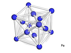 molekula zheleza