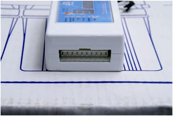внешний вид контроллера CD-4