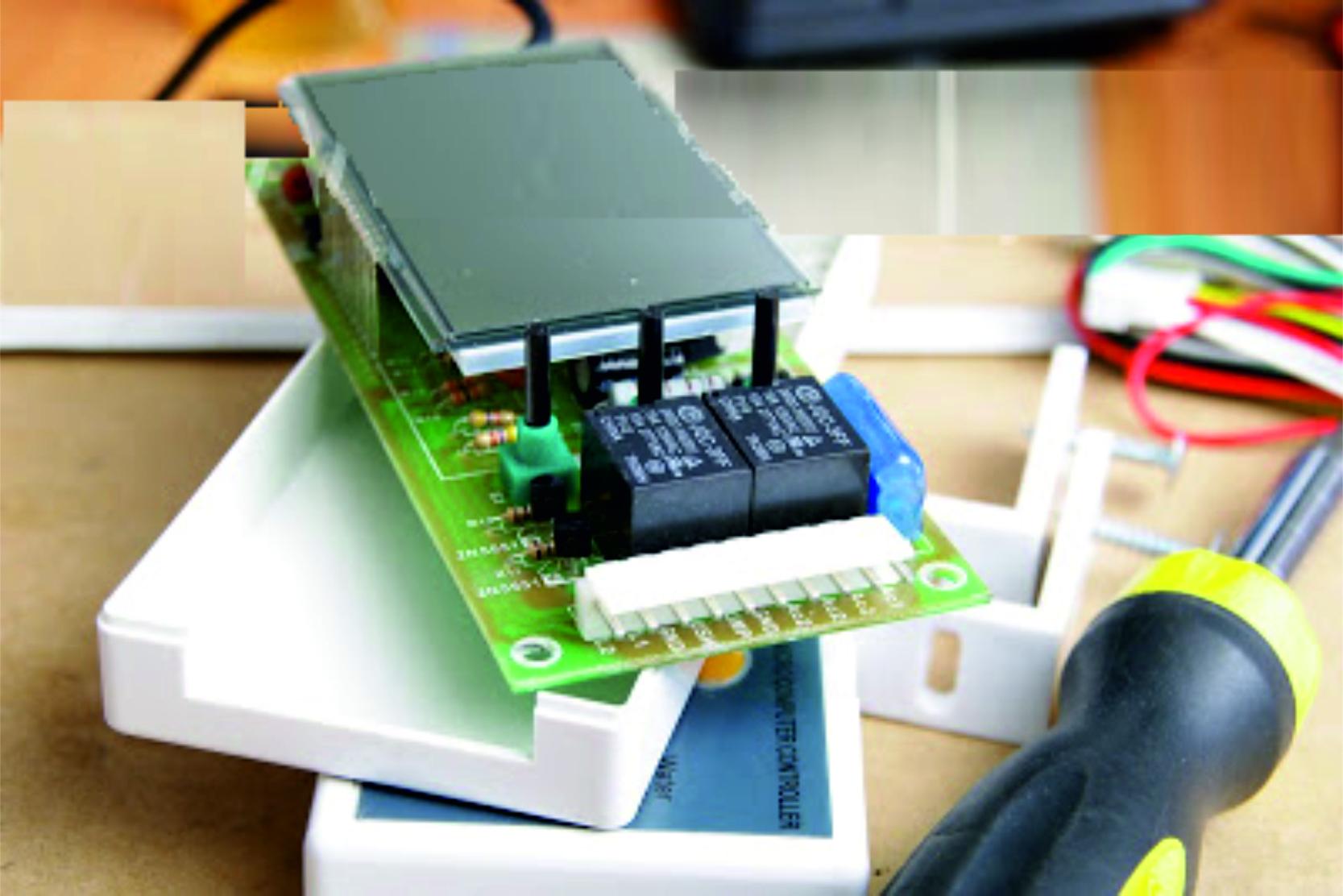 внутреннее устройство контроллера СВ-5