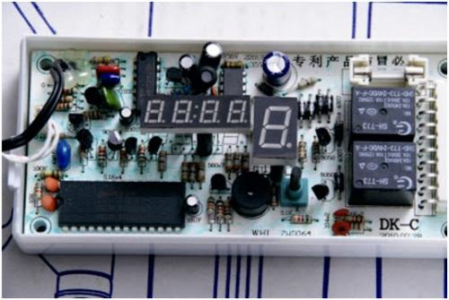 плата управления контроллера СВ-4