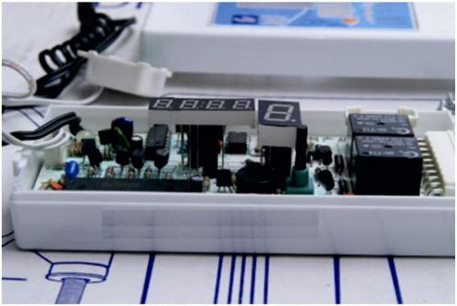 внутреннее устройство контроллера СВ-4