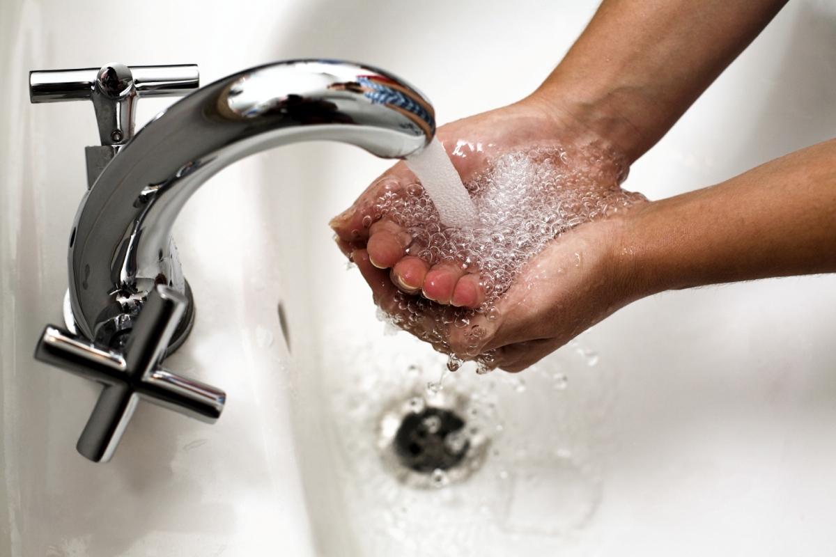 Проверка горячей воды. Контроль качества воды горячего водоснабжения