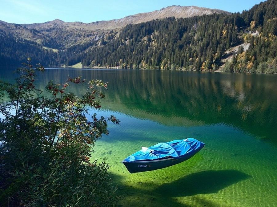Где самая чистая вода в России и в мире