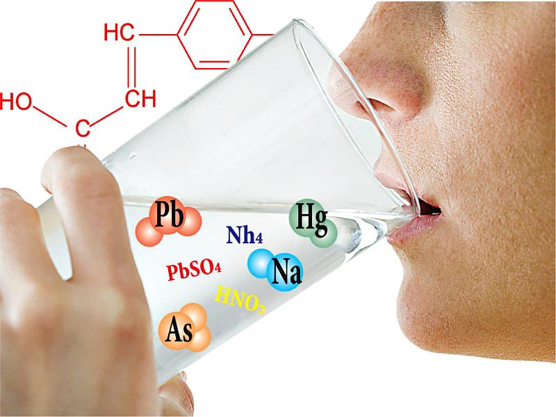 Что может находиться в питьевой воде